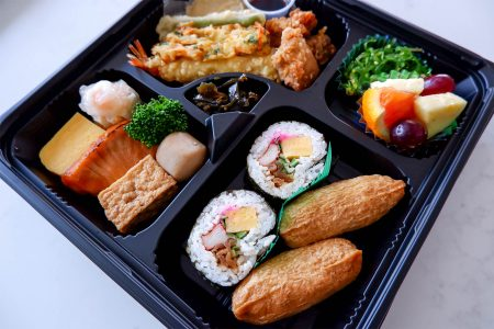 "Chicago's Japanese Restaurants Celebrate ""The Garden of the Phoenix"" in Jackson Park through Food"