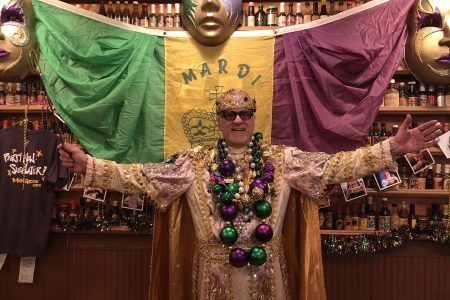 Celebrate Fat Tuesday at Heaven on Seven