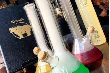 Kuma's Corner Celebrating 4/20 with CBD Infused Cocktails