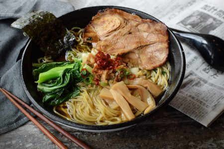 Kizuki's Free Ramen for National Noodle Day - Oct 6