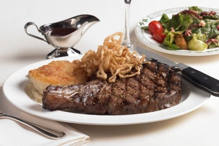 $80 Classic Prime Rib Dinner for Two at Lawry's