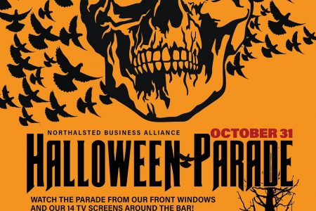 ​Lark's Halloween-Themed Specials Are Adding a Boo-st to Boystown Now