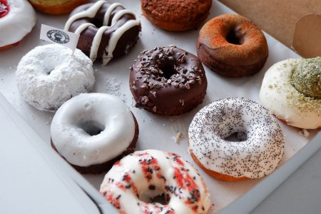 We Ate All the Donuts at Liberation Donuts and Have the Pics to Prove It