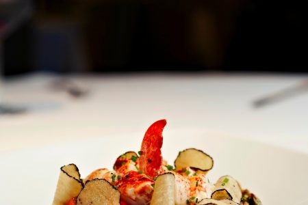 New Off-The-Menu Fall Features at Perry's Steakhouse & Grille in Oak Brook this October