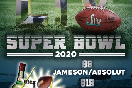 Super Bowl 2020 at Lottie's Pub