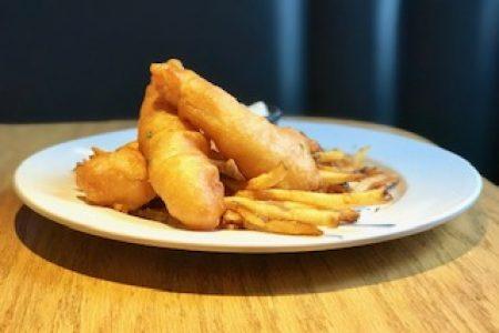 Lenten Fish Fry at Mac's Wood Grilled