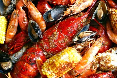 Seafood Boil Madness Rages-on at Mad Boiler