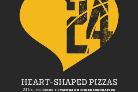 All-Star Weekend Of Love at Nancy's Pizza West Loop Raises Money for MambaOnThree Foundation