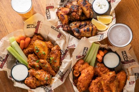 National Chicken Wing Day at Jake Melnick's Corner Tap