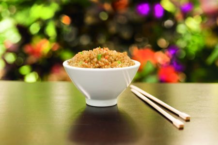 Benihana Celebrating National Fried Rice Day with FREE Fried Rice at Michigan Avenue Pop-Up