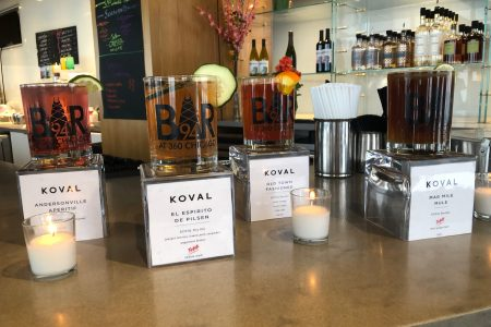 360 CHICAGO and BAR 94 Announce Neighborhood Takeover with KOVAL Distillery