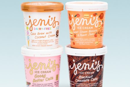 RuPaul's Drag Race Contestant, Nina West, Collaborates with Jeni's Ice Cream for Limited-Time Flavor