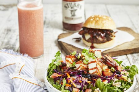 B.GOOD Launches Barbeque-Inspired Summer Seasonal Menu