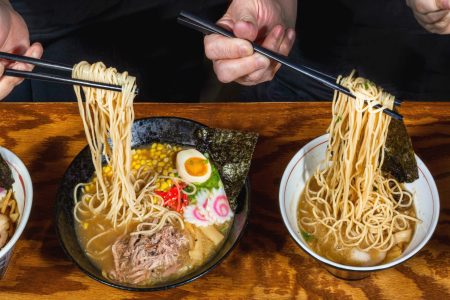 National Noodle Day at Strings Ramen