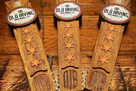 Old Irving Brewing Release Party/Meet the Brewer at Tuman's Tap & Grill