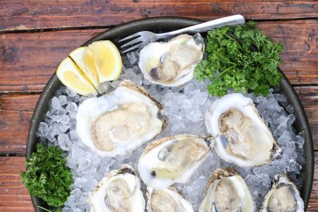 Oyster Happy Hours at Frontier
