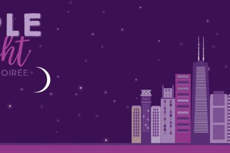 Purple Asparagus Hosts Purple by Night 2019