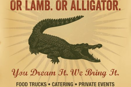 Gators, Goats, and Grads: Porkchop Offers Unique Catering for Graduation Parties and Summer Events