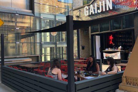 Two West Loop Restaurants Open Outdoor Patios