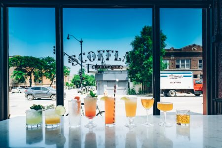 Drink Around the World with Global Cocktails at Scofflaw's International All-Star Night (9/17)