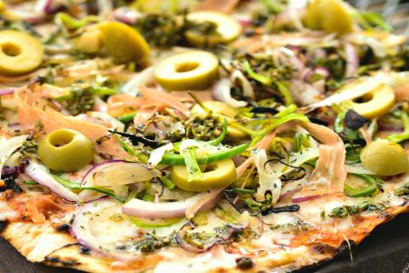 Argentine Pizza Arrives in Chicago