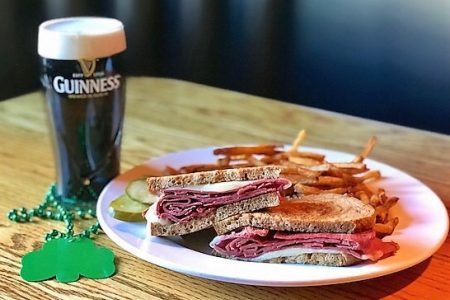 St. Patrick's Specials at Tuman's Tap & Grill March 12-17