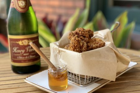 River Roast Launches Champagne & Chicken Combo Happy Hour