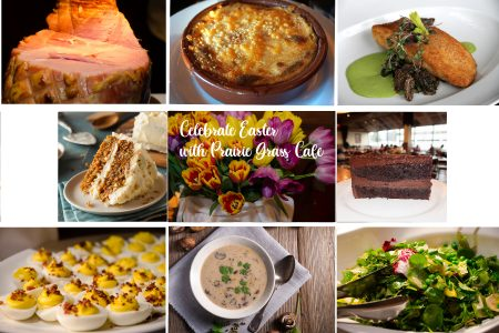 Celebrate Easter at Home with Prairie Grass Cafe