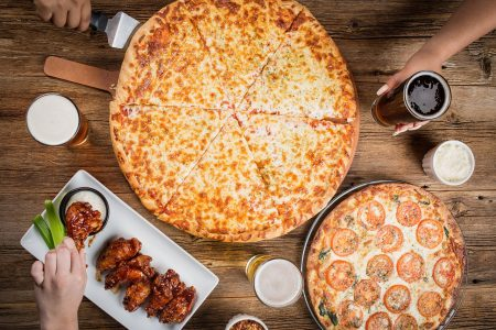 Rosati's Pizza Opening in Logan Square