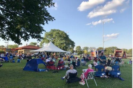 Fabulous Freddies and Lincolnwood's Proesel Park Summer Events