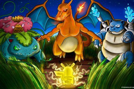Gotta Drink 'Em All! Replay Introduces Pokémon Pop-Up Bar to Lincoln Park
