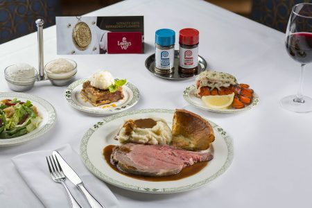 Lawry's Launches Prime Rib & Lobster Special