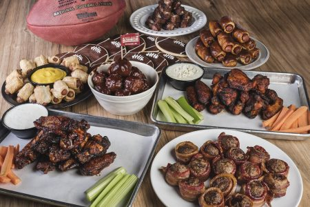 Real Urban Barbecue's BIG GAME Carry Out Menu