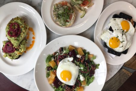 6 Reasons to Brunch at Cafe Robey