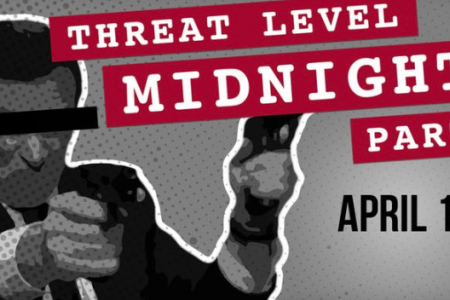 """SafeHouse Hosts """"Threat Level Midnight"""" Event Themed after Iconic Episode from """"The Office"""""""