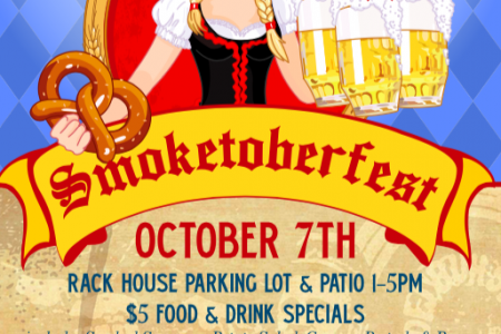 1st Annual Smoketoberfest Hits the Northwest Suburbs on October 7