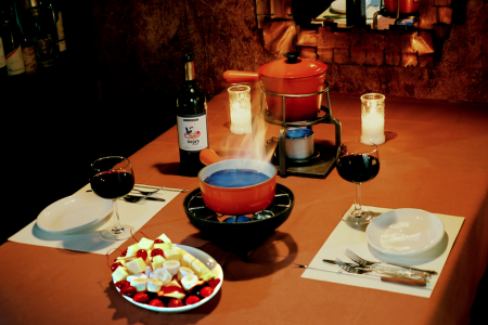 Geja's Cafe Celebrates National Chocolate Fondue Day with Special Offer on February 5th