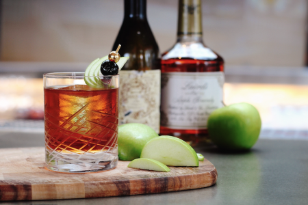 Wanderlust at Z Bar Explores Apple Brandy and Cider in October