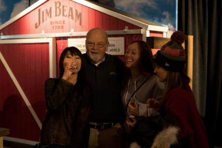 CFM Asks: Master Distiller Fred Noe at Bourbon Legends Boxcar Tour