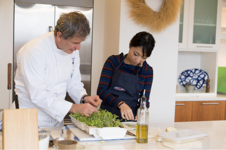 10 Things I Learned from Cooking with Barilla's Chef Lorenzo Boni