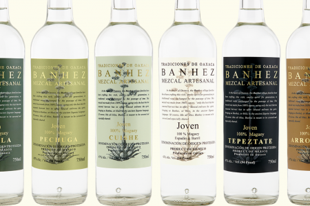 Banhez Mezcal Dinner at Cantina Laredo