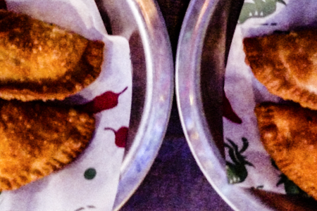 National Empanada Day at Fajita Factory