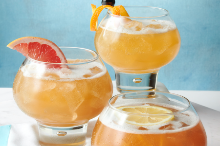 New Spring Cocktails at Cantina Laredo and III Forks