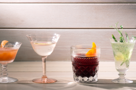 Daisies Introduces New Vegetable Cocktail Flight & Saturday Brunch