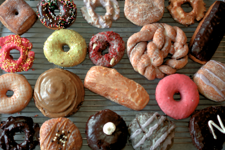Stan's Donuts & Coffee Celebrating National Donut Day June 7