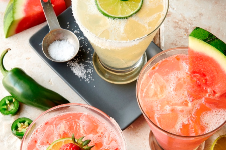 New Summer Cocktails at Cantina Laredo
