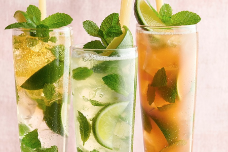 National Mojito Day at Cantina Laredo