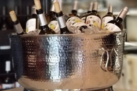 Vin d'Alsace Tasting Event at Le Sud