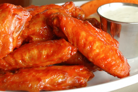 National Chicken Wing Day at Timothy O'Toole's