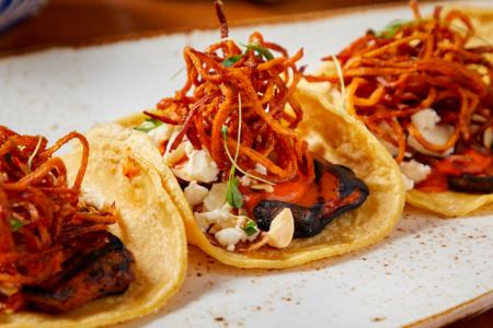 National Taco Day at Cantina Laredo